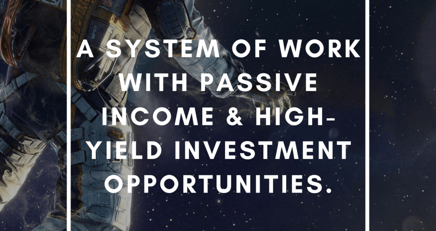 Passive income from HYIPS