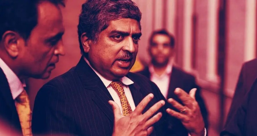 Indians Should Be Allowed to Own Crypto - Nandan Nilekani