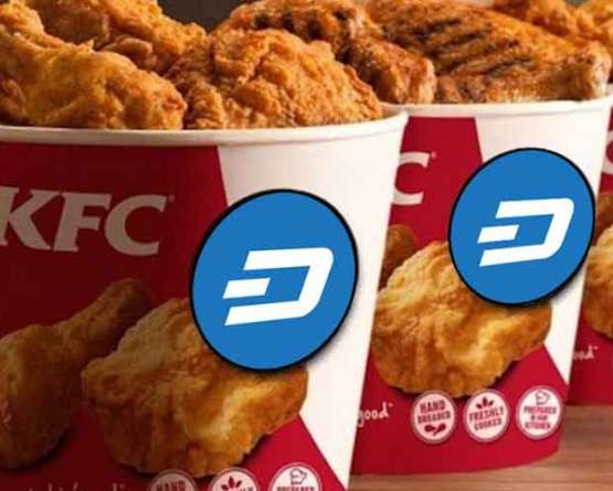 KFC Venezuela Now Accepting Dash as a Form of Payment