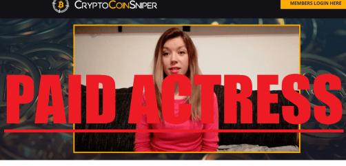 Crypto Coin Sniper Scam