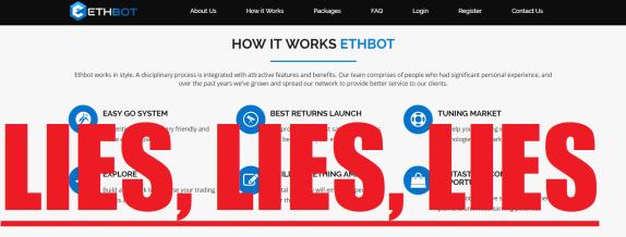 ETHBOT scam