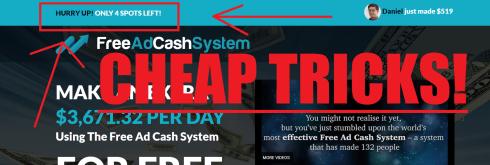 Free Ad Cash System