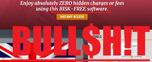 Britcoin System Scam Alert