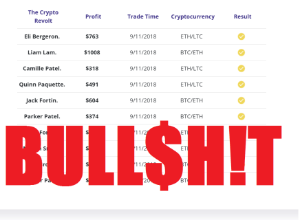 Crypto Revolt