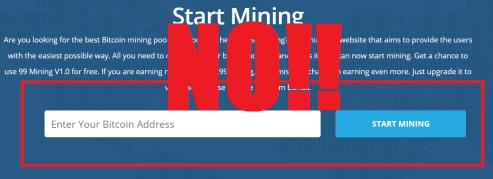 99 Mining Scam