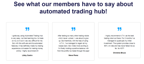 Auto Trading Hub Software