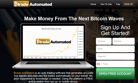 Btrade Automated