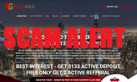 Ruver Gold Scam Alert