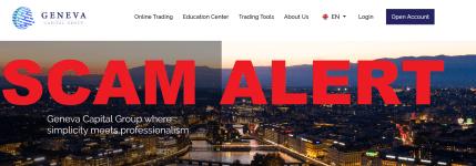 Geneva Capital Group Scam Alert