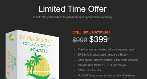 EA Pip Scalper