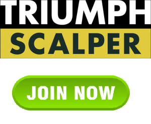 Triumph Scalper Software Live Results