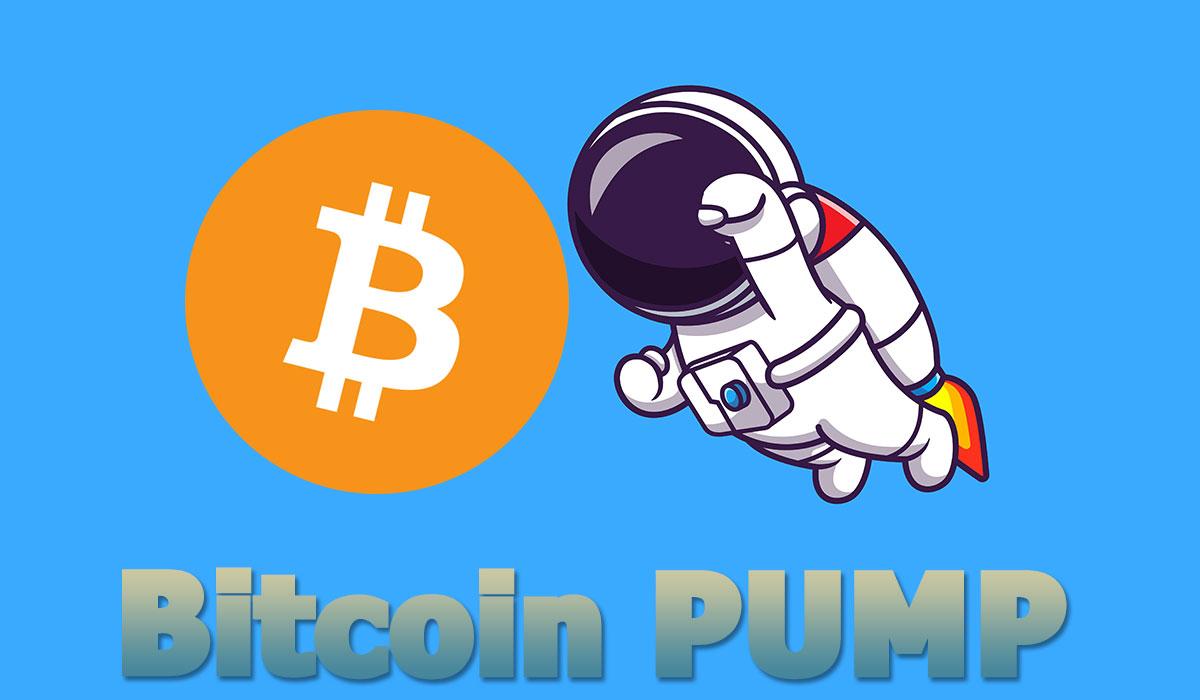 pump de bitcoin