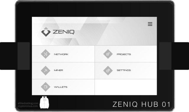 zeniq hub 1