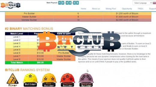 Bitclub referrals