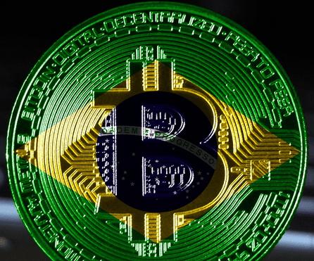 brazília bitcoin exchange