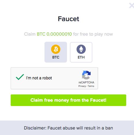 stake bitcoin pachinko