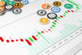 All the different cryptocurrencies