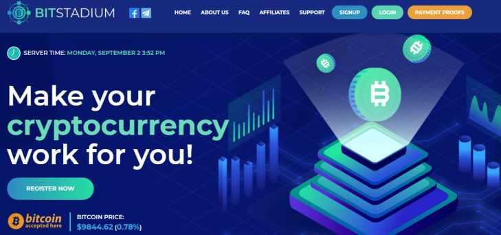 Bitstadium Biz – Deceiving Investors With Unconfirmed