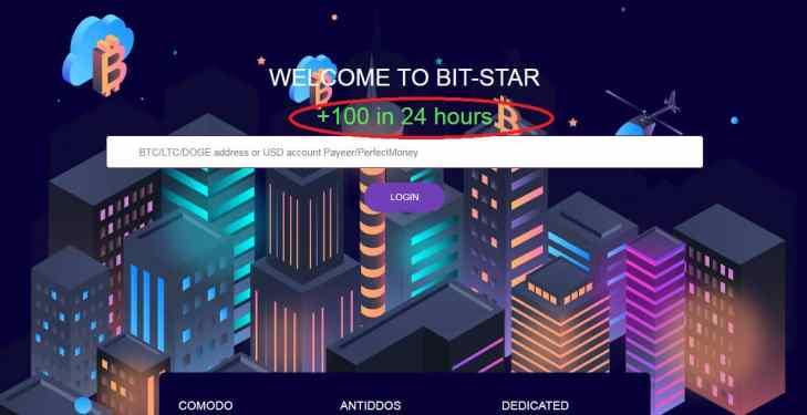Bitstar Ltd