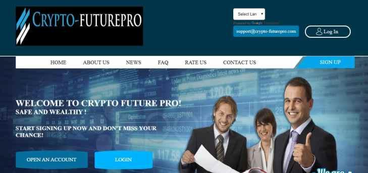 Cryptofuturepro