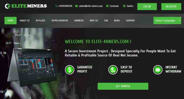 Elite Miners