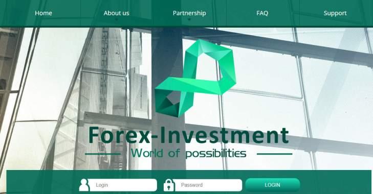 Foewx Investment