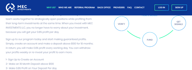 MEC Investments