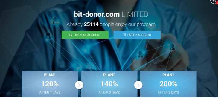 bit donor