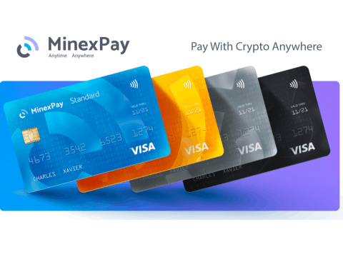 Minexpay Crypto Debit Card Scam