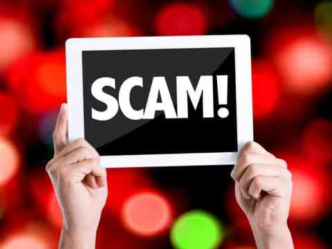 initial coin offerings scam