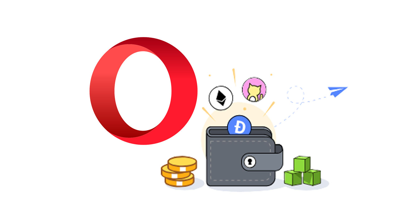 how to use opera crypto wallet