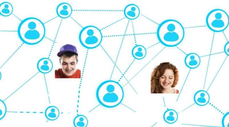 blockchain and social media