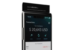 """Sirin Labs: """"We're not with IOTA"""".  Finney Phone Relies on Ethereum Now"""