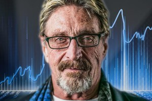 """John McAfee: Bitcoin [BTC] is """"The Number One Coin For Processing Payments"""""""
