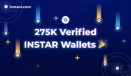 Instar Surpasses over 275000 Wallets, More Growth Expected in Future