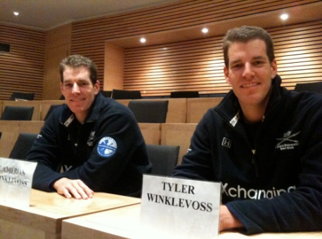 The winklevoss twins cryptocurrency
