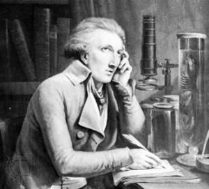 Mais à quoi pense donc George Cuvier?