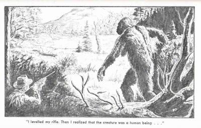 Histoire du Bigfoot : William Roe (1955)