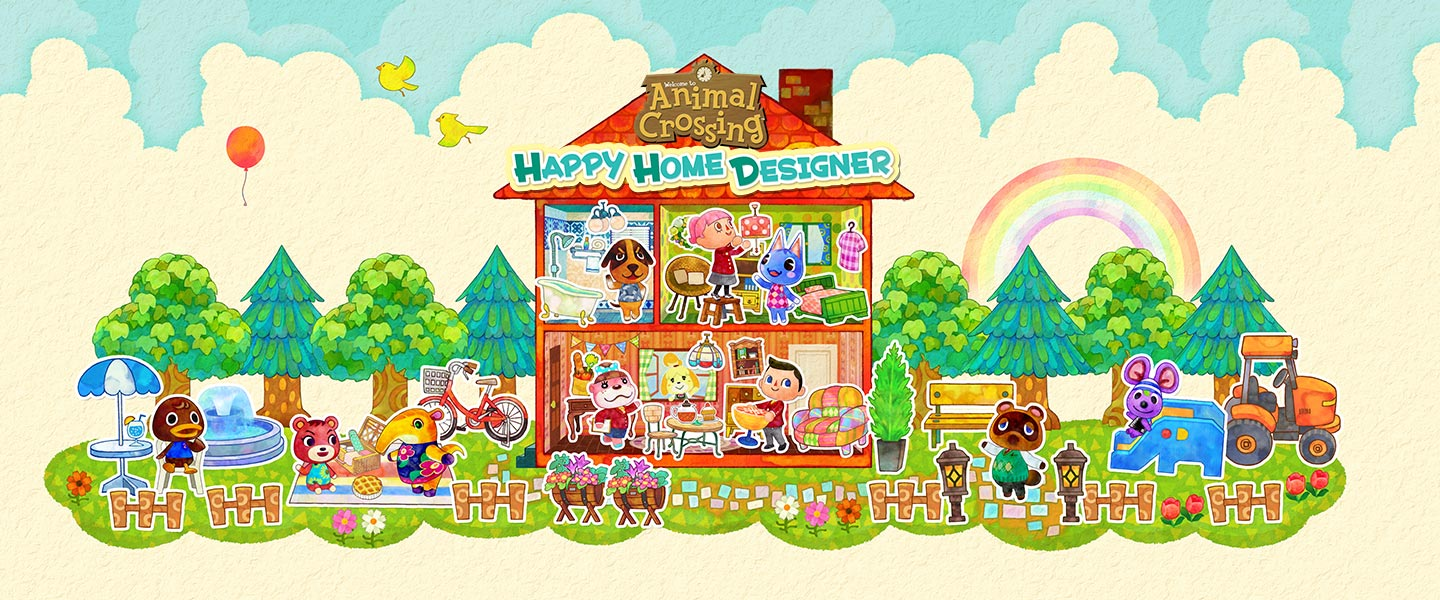 Image of: Nintendo 3ds Theres Been So Much Hate Over Happy Home Designerwhy Is It Price Of Full Game we Dont Want Spinoff Games what Is The Point And While Can Crystal Dreams Reasons To Be Excited For Animal Crossing Happy Home Designer
