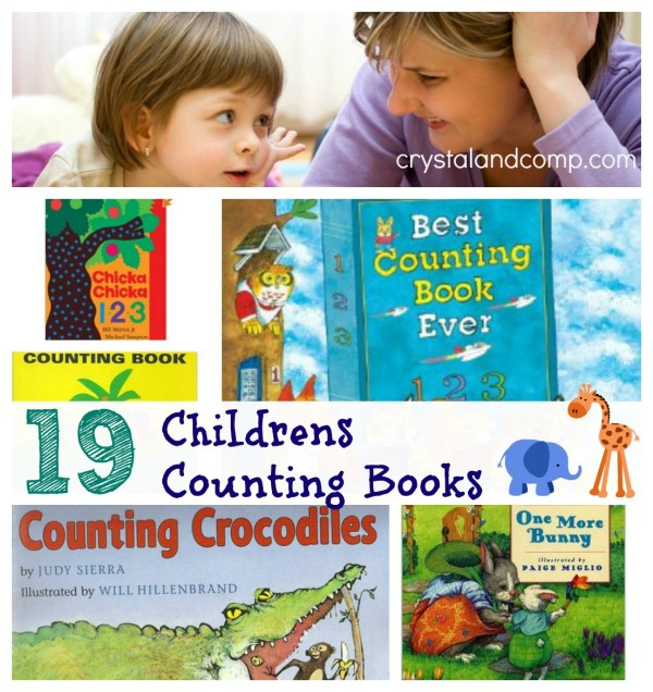 Books Children Must Read: Counting and Numbers