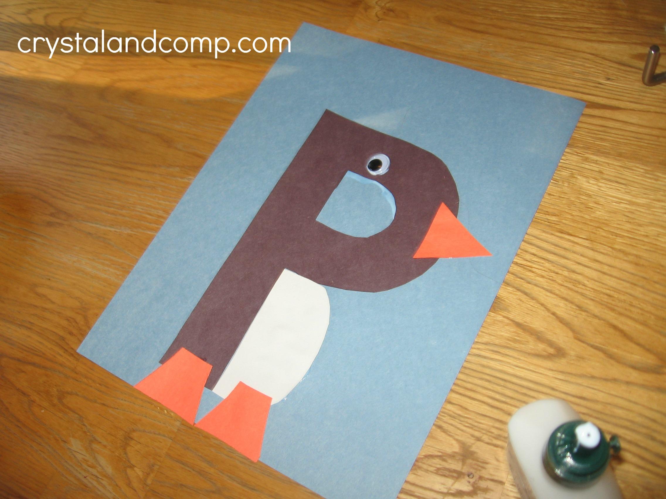 Alphabet Activities For Preschoolers Letter Of The Week P