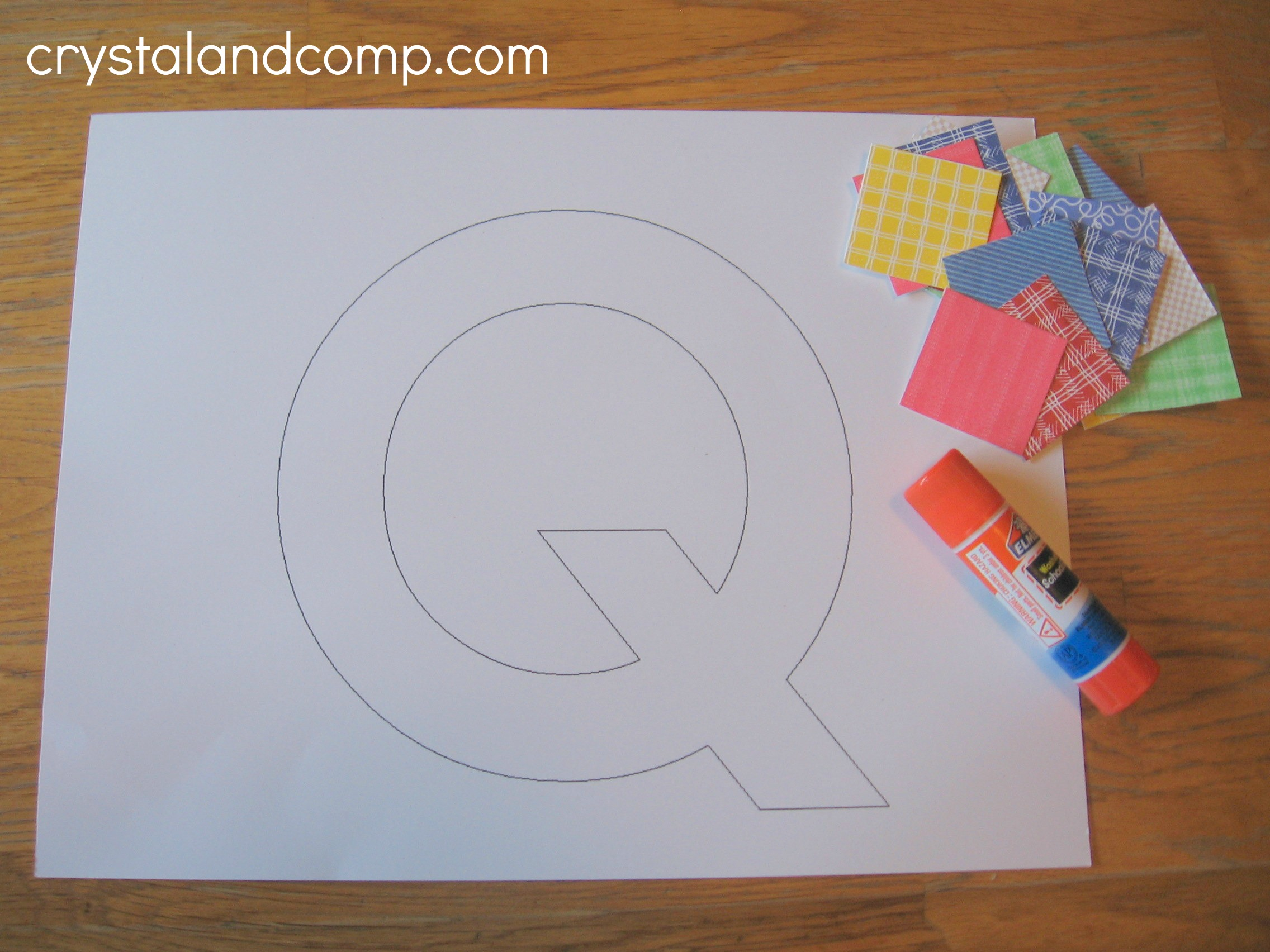 Letter Of The Week Q Is For Quilt Craft