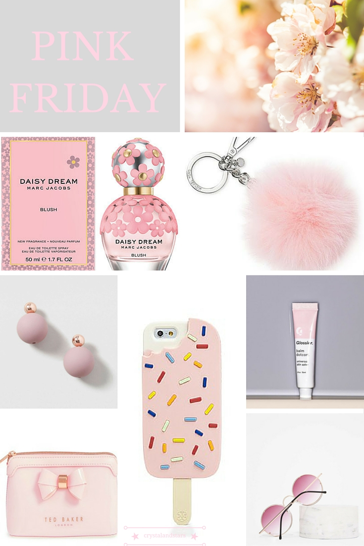 FRIDAY FINDS – PINK FRIDAY