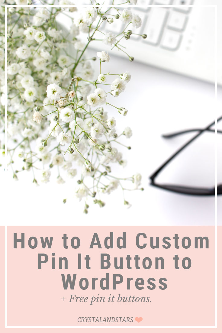 ADD PIN IT BUTTON TO YOUR WORDPRESS BLOG
