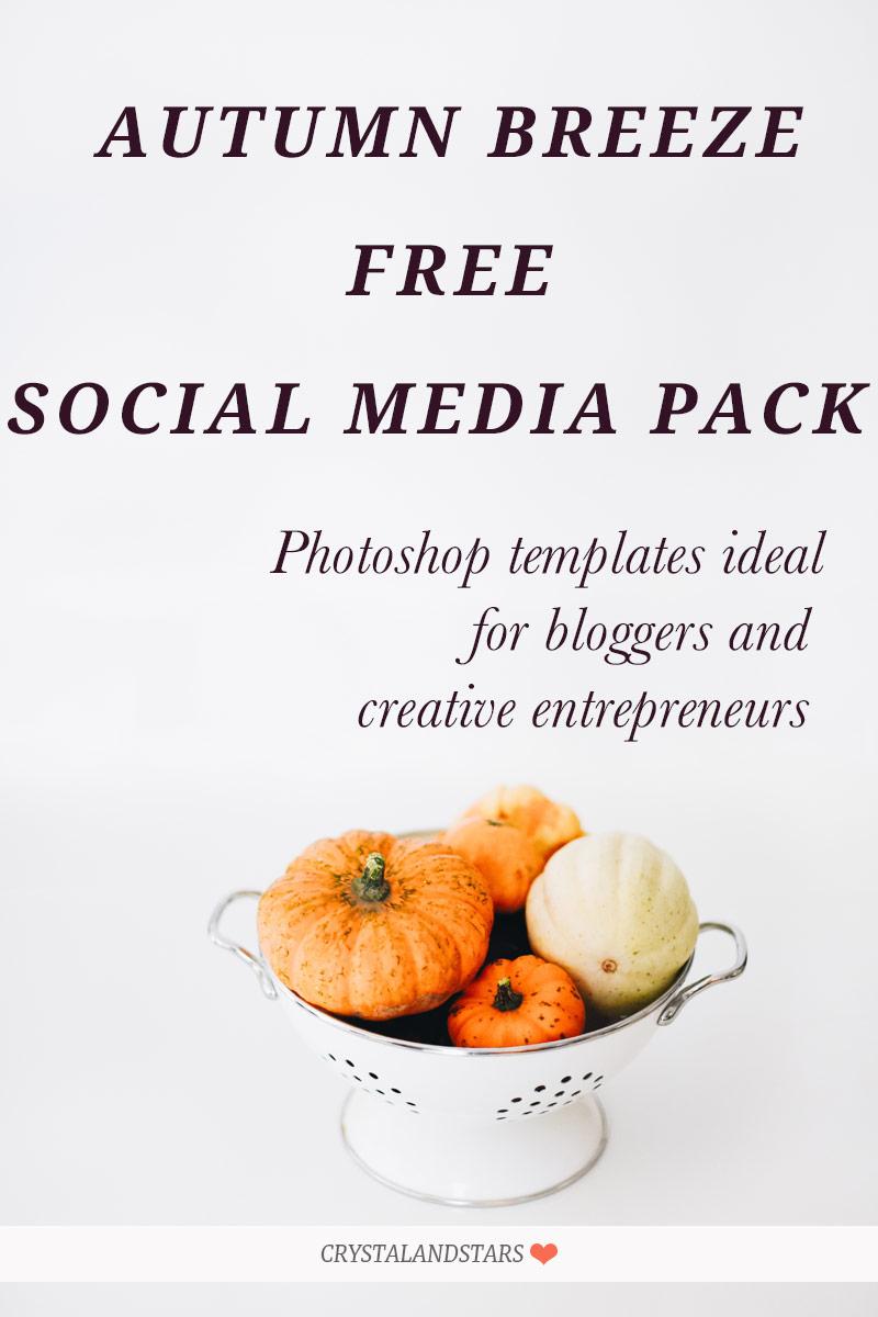free social media pack