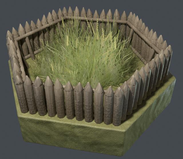 matgrass