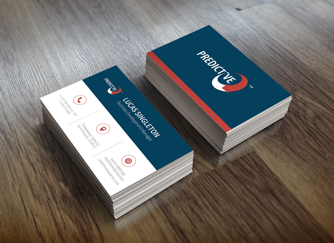 Crystal Creative Solutions | Business Card Design