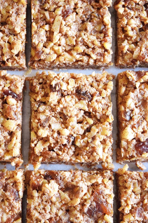 Vegan-No-Bake-Apple-Crumb-Bars-6