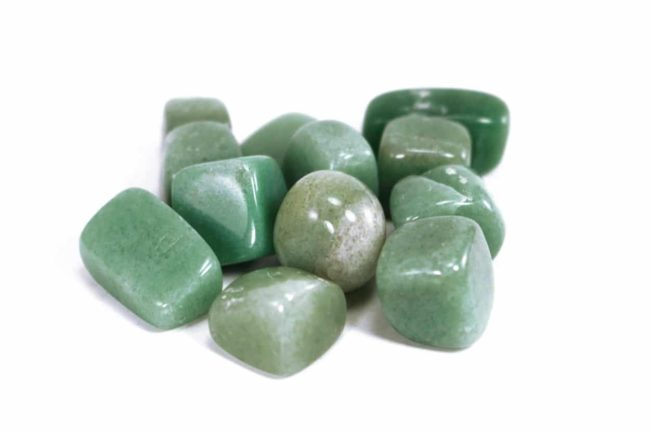 Crystal Dreams Aventurine Stone. Come And Get One Of Your Own.