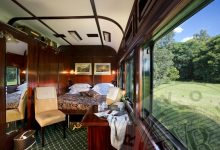 Suite on Rovos Rail